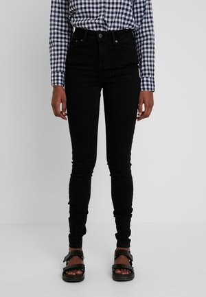 NMVICKY - Jeans Skinny Fit - black denim