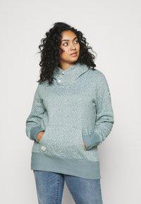 Ragwear Plus - CHELSEA - Sweatshirt - dusty green - 0
