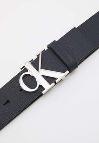 Calvin Klein Jeans - MONO PLAQUE BELT - Belt - blue - 2