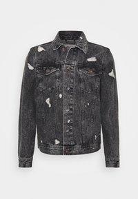 Redefined Rebel - BARNEY JACKET - Denim jacket - mid grey - 4