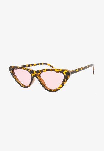 KAREN - Sunglasses - tortoise