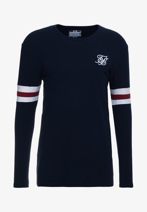 TOURNAMENT LONG SLEEVE - T-shirt à manches longues - navy