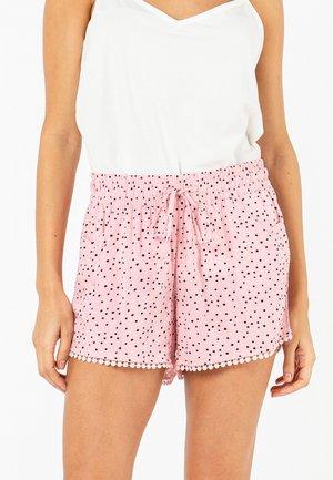 Shorts - light rose