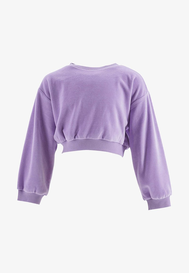 DeFacto - Sweatshirt - purple