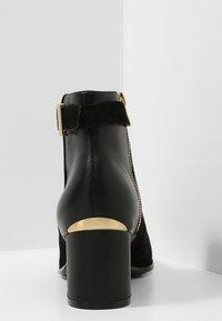 Calvin Klein - FIFI - Botki - black - 4