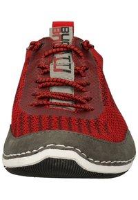 Bugatti - Chaussures à lacets - dark red - 5
