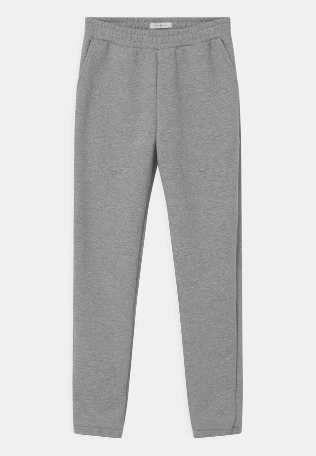 LILIAN - Pantalon de survêtement - grey melange