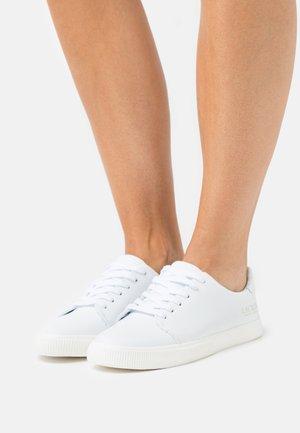 JOANA - Sneakersy niskie - real white