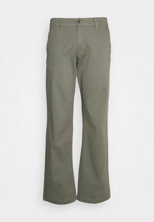 JJIROY JJDAVE - Trousers - dusty olive