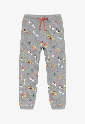 KIDS BUTTERFLIES - Pantalones deportivos - mittelgrau