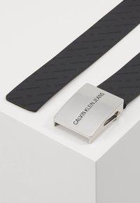 Calvin Klein Jeans - UNIFORM  - Belt - black - 3