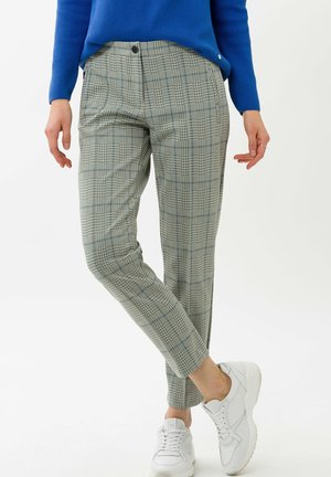 STYLE MARON - Pantalon classique - nature