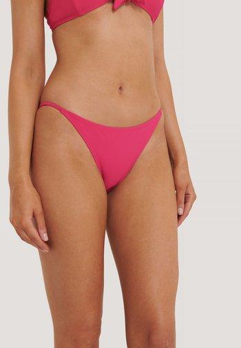 Bikini bottoms - pink