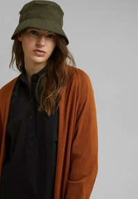edc by Esprit - Shirt dress - black - 5