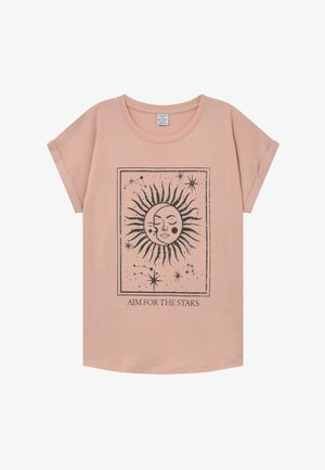 TEENS TINDRA - T-shirt imprimé - light dusty pink