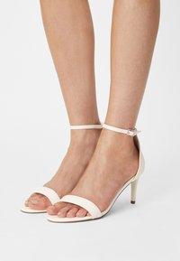 Even&Odd Wide Fit - Sandalen - white - 0