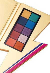 3ina - 3INA MAKEUP GLAM ROCK EYESHADOW PALETTE MULTICOLORED 10 G - Paleta cieni - multicolored - 1