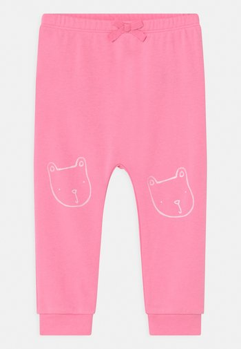 ARCH  - Trousers - neon impulsive pink