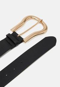 Gina Tricot - ALEAH BELT - Belt - black - 1