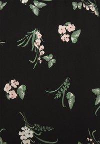 Vero Moda Tall - VMSIMPLY EASY LONG SHIRT DRESS - Maxi dress - black - 2