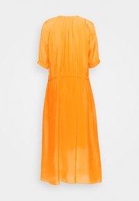 InWear - HAZINI DRESS - Maxi dress - vibrant orange - 1