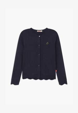 Strickjacke - navy