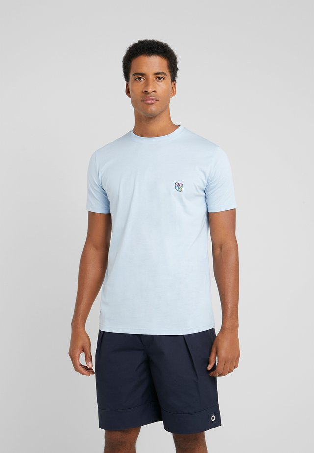 FRANK - Basic T-shirt - blue