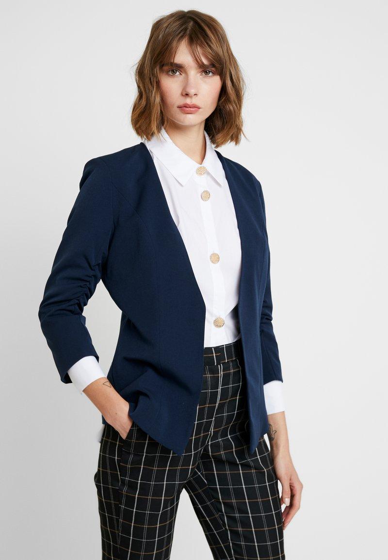 Vila - VIHER - Blazer - navy blazer
