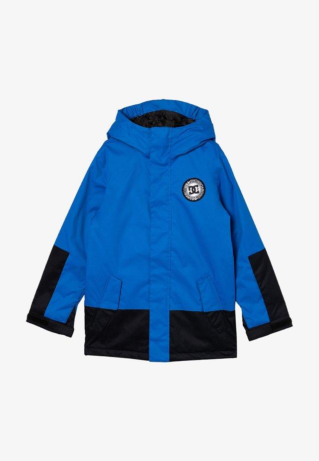 BLOCKADE - Outdoorjas - iolite blue