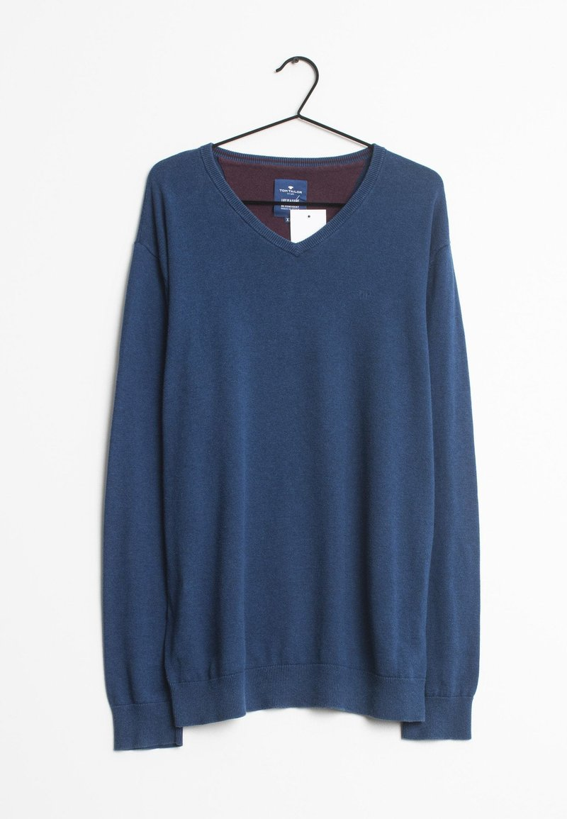 TOM TAILOR - Pullover - blue