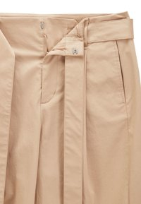 BOSS - TERMINE - Trousers - beige - 4