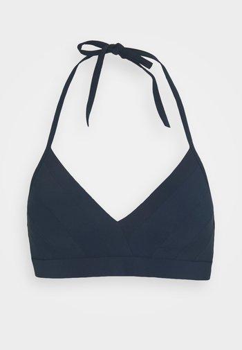 ULTRAMARINE TRIANGLE - Bikini top - nocturnal blue