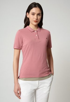EALIS - Polo shirt - mesa rose