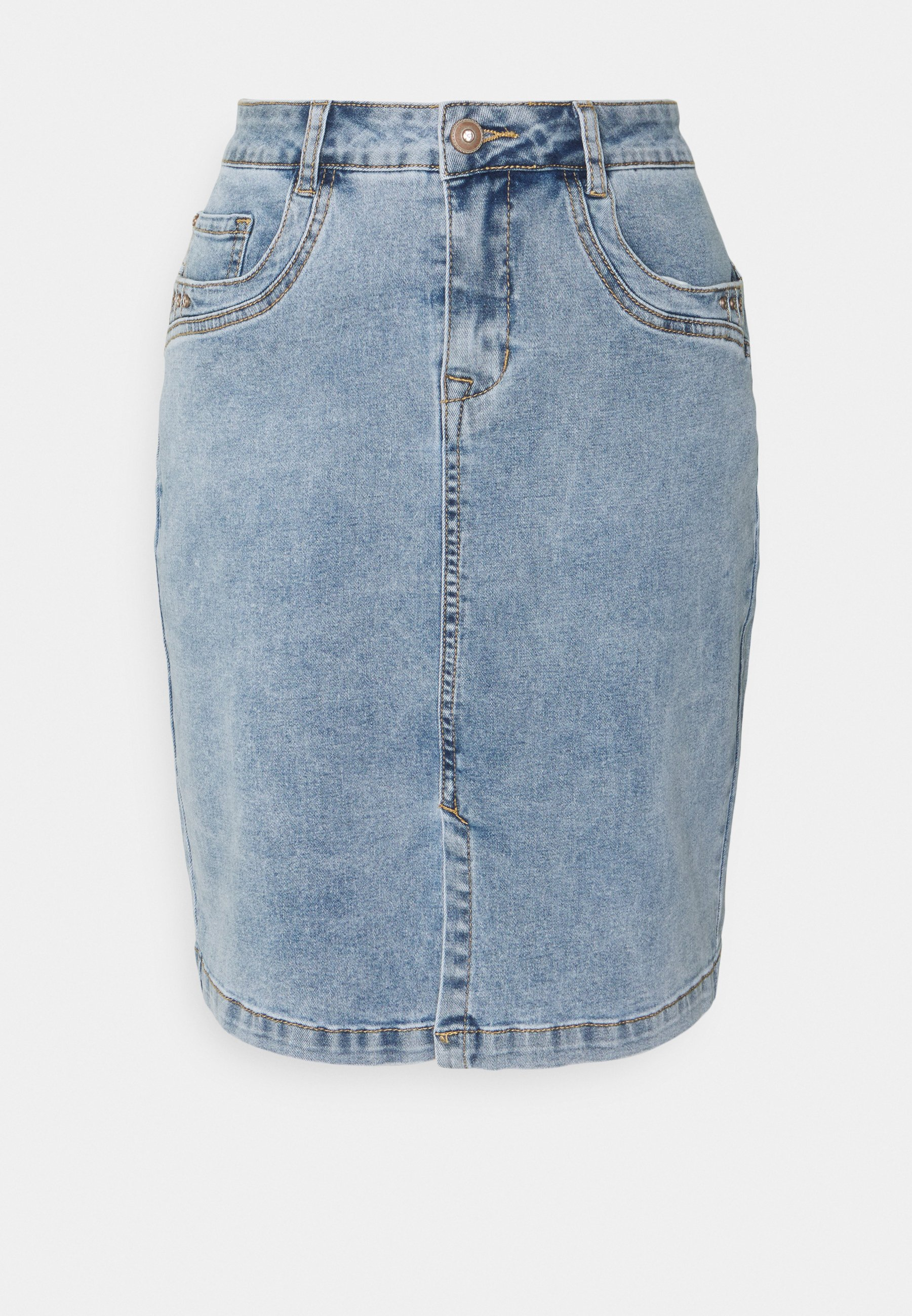 Femme SKIRT - Jupe en jean