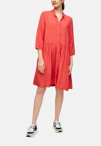 QS by s.Oliver - Shirt dress - red - 3