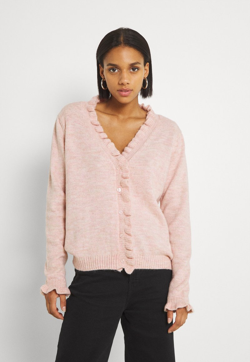Trendyol - Cardigan - powder pink