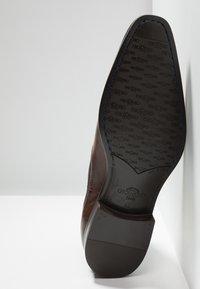 Giorgio 1958 - Kotníkové boty - brown - 4