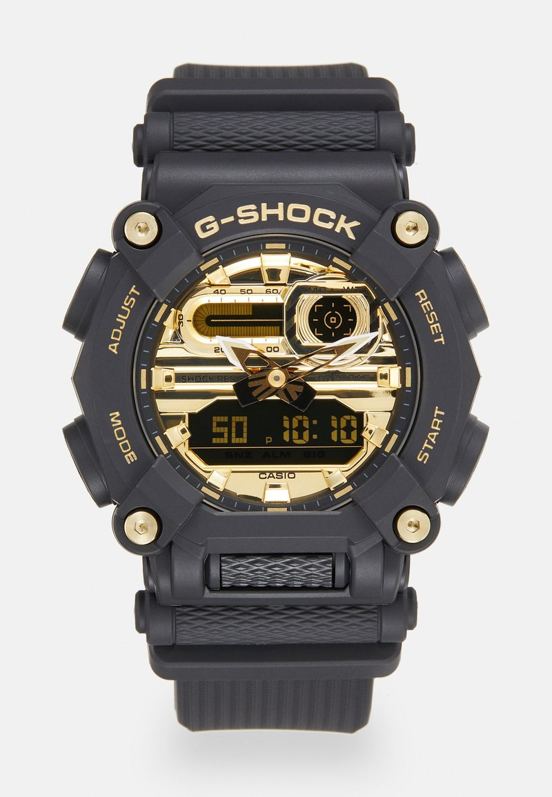 G-SHOCK - GA-900 UNISEX - Digitaalikello - black/gold-coloured