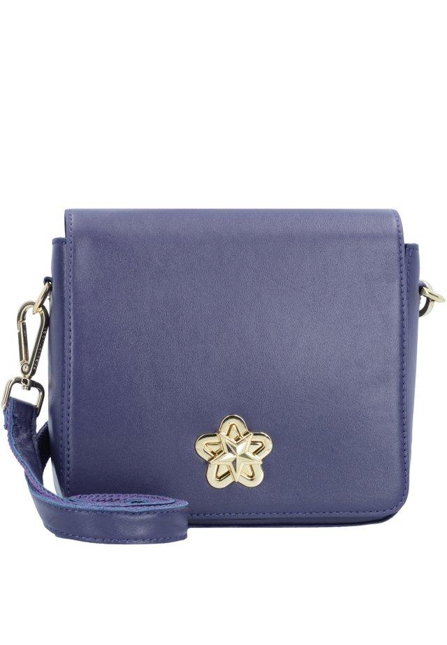 TWINKLE - Across body bag - purple aubergine