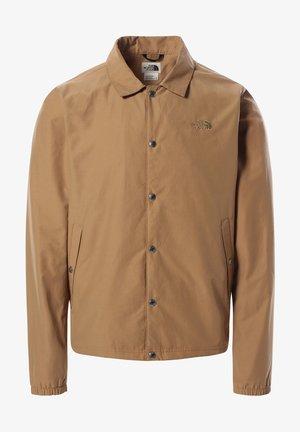 Korte jassen - utility brown