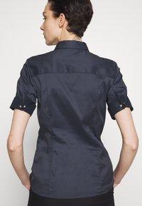 HUGO - ESHILA - Button-down blouse - open blue - 4
