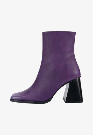 Korte laarzen - lilac