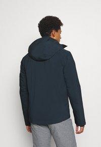 Peak Performance - MAROON JACKET - Ski jacket - blue steel - 2