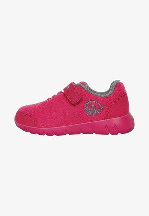 Chaussures à scratch - neon pink