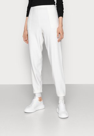 CLIFTON TROUSER - Tracksuit bottoms - cream