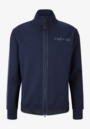 JARED - veste en sweat zippée - navy-blau