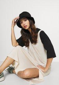 Weekday - ABBY DRESS - Maxi dress - light beige - 5