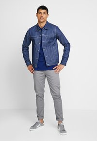 Scotch & Soda - STUART CLASSIC SLIM FIT - Chinos - grey - 1