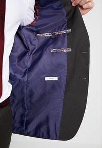 Bugatti - SUIT REGULAR FIT - Suit - dark brown - 10