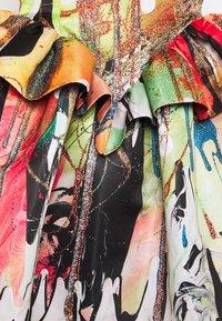 Christopher Kane - MINDSCAPE CUPCAKE MINI DRESS - Cocktailkleid/festliches Kleid - orange/multi-coloured - 7